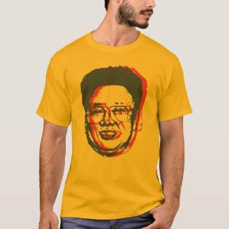 T-shirt Kim Jong Il 3D