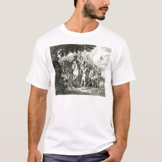 T-shirt Kindness de monsieur Philip Sidney à un soldat,