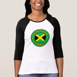T-shirt Kingston Jamaïque