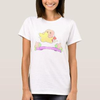 T-shirt Kirby - portée pour les étoiles