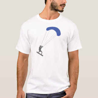 T-shirt Kiteboarder