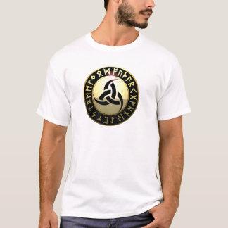 T-shirt Klaxon triple d'Odin