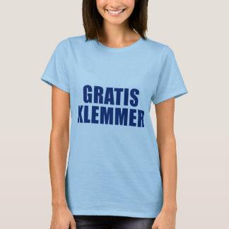 T-shirt Klemmer gratuit