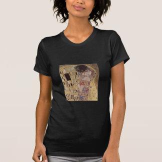 T-shirt Klimt le baiser