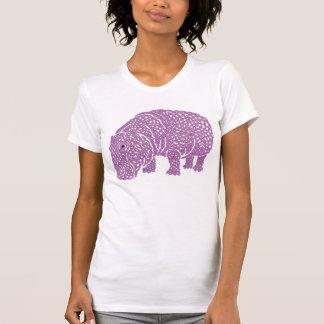 T-shirt Knotty Hippo