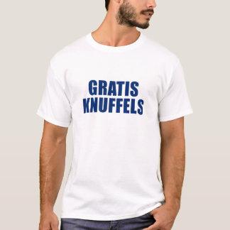 T-shirt Knuffels gratuit