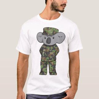 T-shirt Koala d'armée