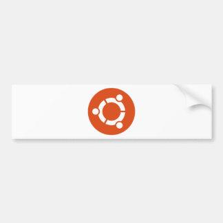 T-shirt Kode ub05 d'Ubuntu Linux Autocollant Pour Voiture