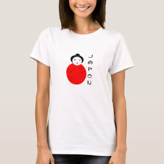 """T-shirt """"Kokeshi"""""""