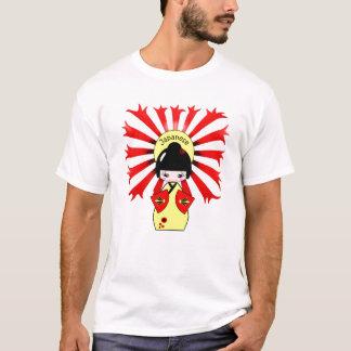 T-shirt Kokeshi Japan japon