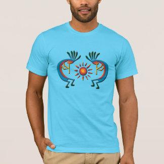 T-shirt Kokopelli avec de Sun le tee - shirt vers le