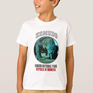 T-shirt Komodo Park.png national