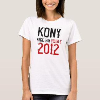 T-shirt Kony 2012