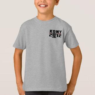 T-shirt Kony 2012 - Arrêtez à rien