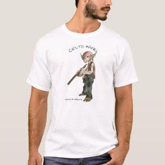 T-shirt Korrigan Flutiste Celtic Whirl