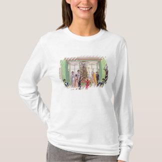 T-shirt Krampus et Saint-Nicolas de journal de Karl