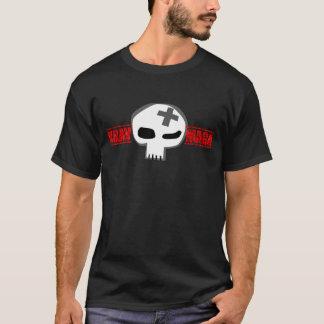 T-shirt Krav Maga - jamais non effrayé