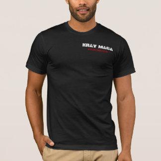 T-shirt Krav Maga - système défensif de combat