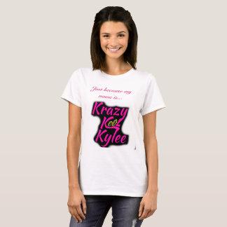 T-shirt Krazy Kool Kylle
