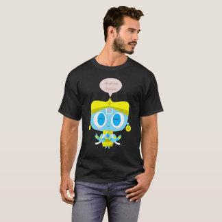 T-shirt krishna de shree de jai