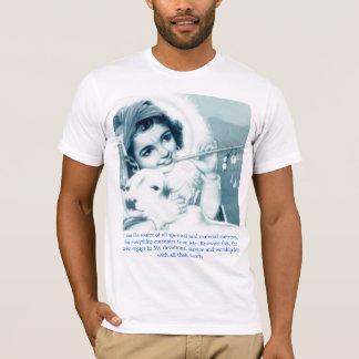 T-shirt Krishna, source de tous