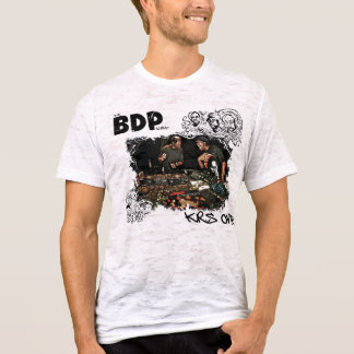 T-shirt KRS-One (lavage vintage) l'album de BDP