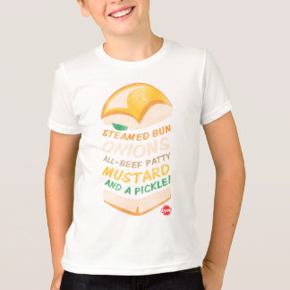 T-shirt Krystal a empilé
