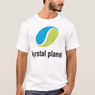 T-shirt Krystal-Planète
