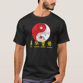 T-shirt Kung_Fu