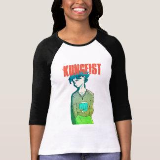 T-shirt KungFist (GreenLeaf)