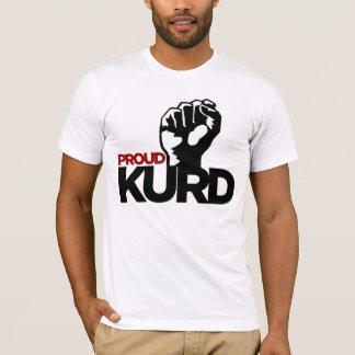 T-shirt Kurde fier
