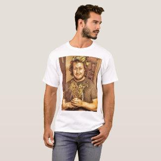 T-shirt Kurt de paix