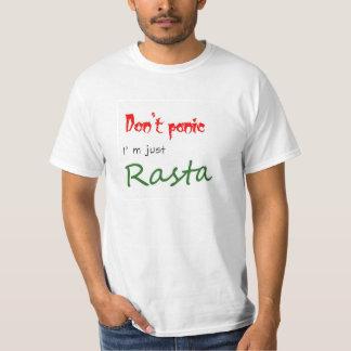 T-shirt KUSH rasta