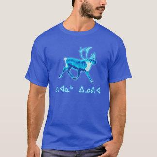T-shirt Kuvianak Innovia - caribou bleu (renne)