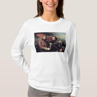 T-shirt Kuzma Minin et ressortissant de Dmitry Pozharsky