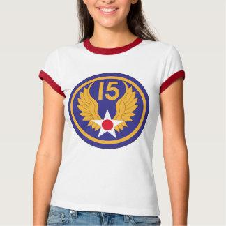 T-shirt la 15ème Armée de l'Air - 2ÈME GUERRE MONDIALE