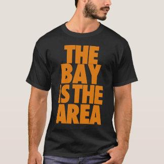 T-shirt La baie est le secteur