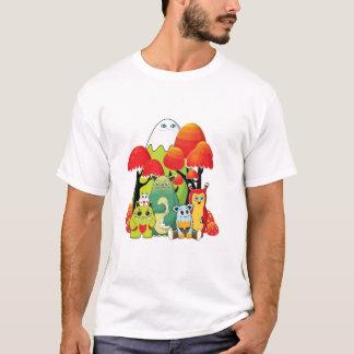 T-shirt La bande
