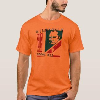 T-shirt La barre de Winston