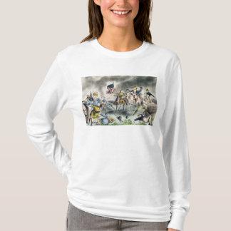 T-shirt La bataille de la Nouvelle-Orléans, pub. Nathaniel