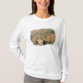 T-shirt La bataille de Navarino, le 20 octobre 1827, 1846