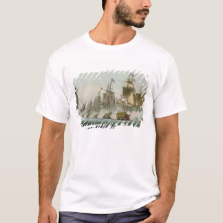 T-shirt La bataille de Trafalgar, le 21 octobre 1805,