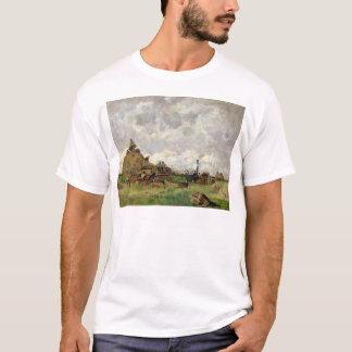 T-shirt La batteuse