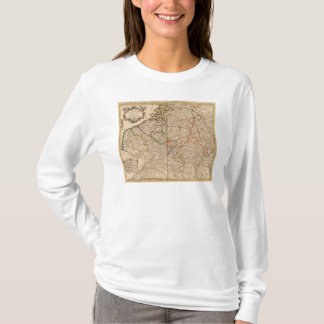 T-shirt La Belgique et le Luxembourg