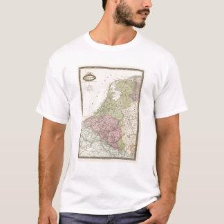 T-shirt La Belgique et le Pays-Bas 2