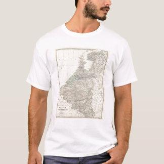 T-shirt La Belgique, Pays-Bas