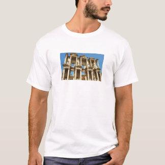 T-shirt La bibliothèque romaine de Celsus, Ephesus,