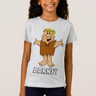 T-Shirt La blocaille de prise de bec des Flintstones |