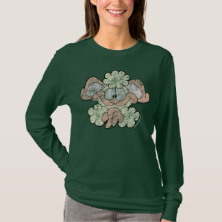 T-shirt La BO la chemise des femmes d'agneau