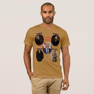 T-shirt La bonne Amérique de deuil
